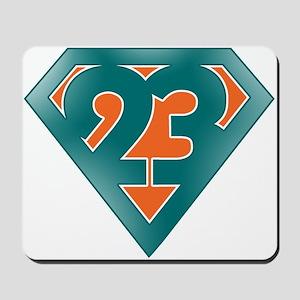 Ronnie Brown Super 23 Color Mousepad