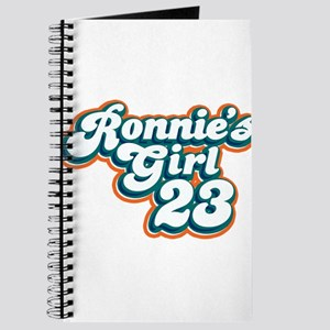 Ronnie Brown Girl 23 Journal