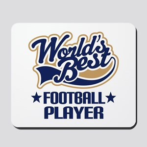 Football Player Mousepad