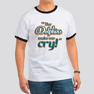 The Dolphins make me cry Ringer T