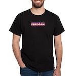FREEGAN Black T-Shirt