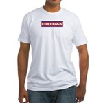 FREEGAN Fitted T-Shirt