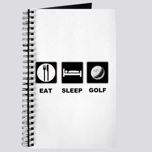 Eat Sleep Golf Journal