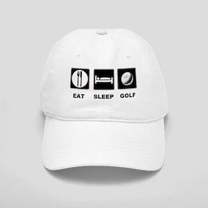 Eat Sleep Golf Cap