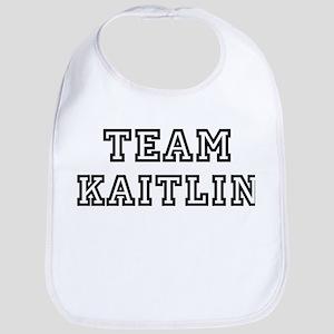 Team Kaitlin Bib