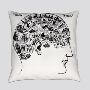 know thyself Everyday Pillow