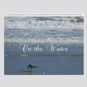 On the Water Wall Calendar