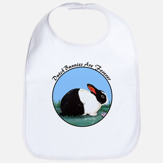 Dutch Rabbit Bib