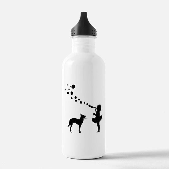 Belgian Malinois Sports Water Bottle