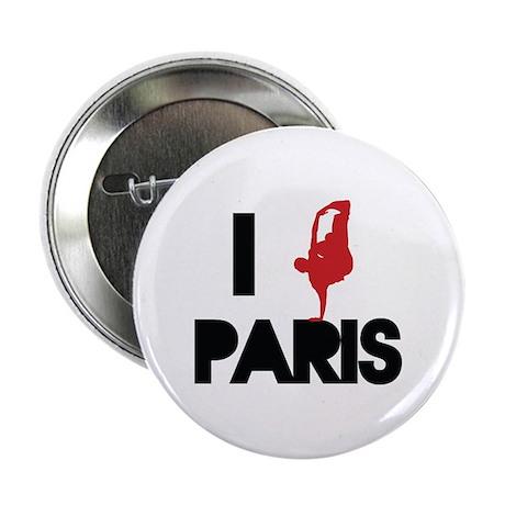 "I break PARIS 2.25"" Button"