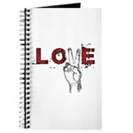 Love Peace V Journal