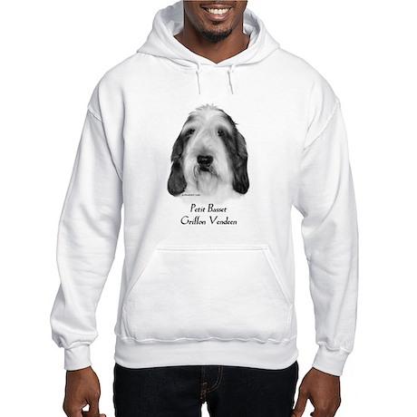 Petit Basset Griffon Vendeen Hooded Sweatshirt
