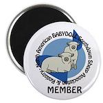 NABSSAR Member logo Magnet