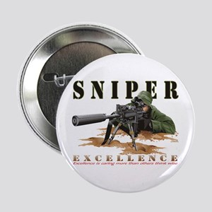 """Police Sniper 2.25"""" Button (10 pack)"""