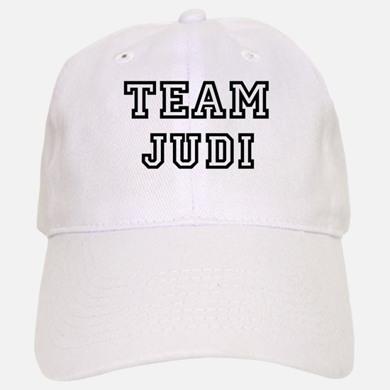 Team Judi Baseball Baseball Cap