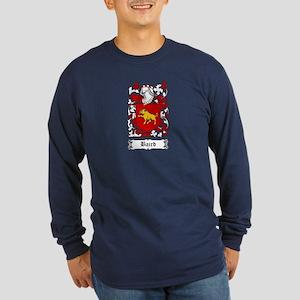 Baird Long Sleeve Dark T-Shirt