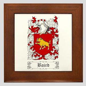 Baird Framed Tile