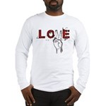 Love Peace V Long Sleeve T-Shirt