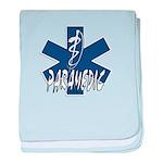 Paramedic Action baby blanket