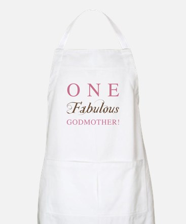 One Fabulous Godmother Apron
