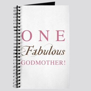 One Fabulous Godmother Journal