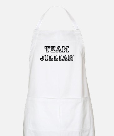 Team Jillian BBQ Apron