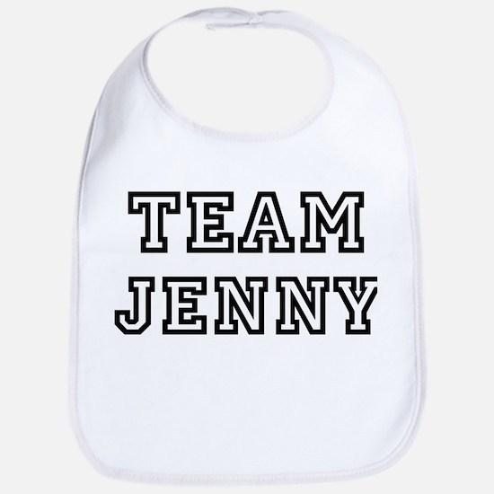 Team Jenny Bib