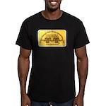 UHHSA Men's Fitted T-Shirt (dark)