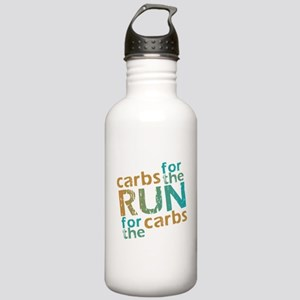 RUN Carbs Stainless Water Bottle 1.0L
