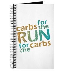 RUN Carbs Journal
