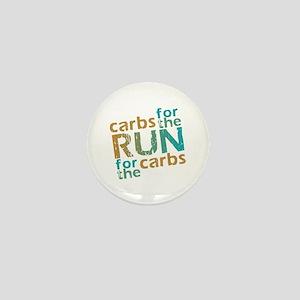 RUN Carbs Mini Button