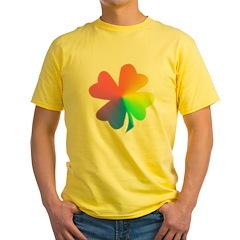 Rainbow Clover T