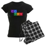 Women's Cotad Logo Pajamas (front-Only Design)