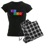 Women's Cotad Logo Pajamas (front-Only Design)