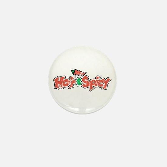 Hot & Spicy, Mini Button
