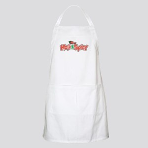 Hot & Spicy,  BBQ Apron