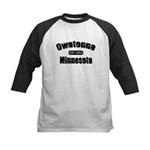 Owatonna Established 1854 Kids Baseball Jersey