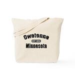 Owatonna Established 1854 Tote Bag
