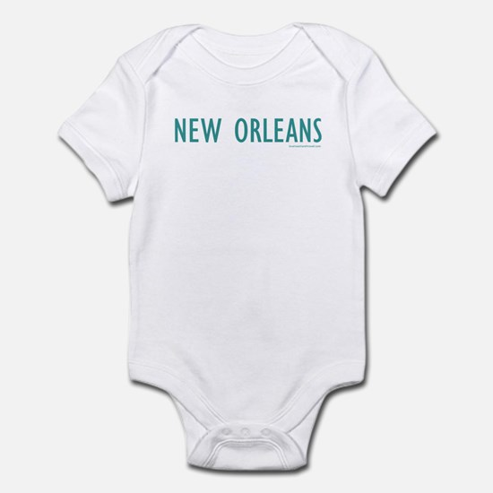 New Orleans - Infant Creeper