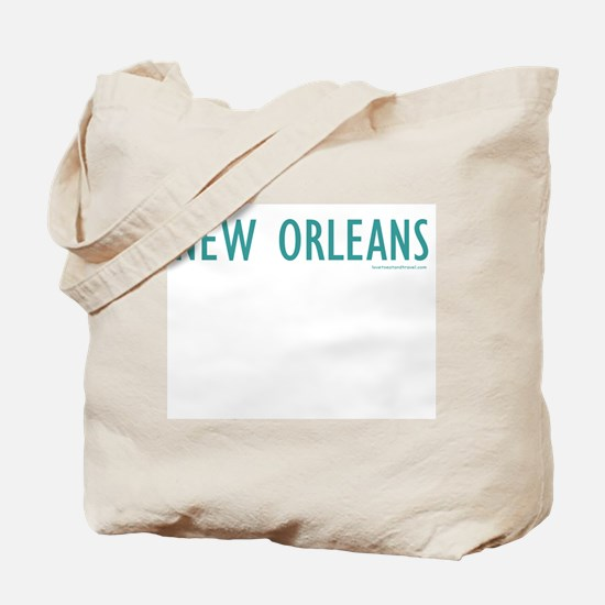 New Orleans - Tote Bag
