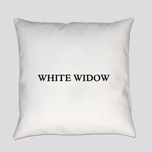 White Widow Everyday Pillow