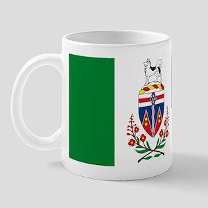 Yukon Flag Mug