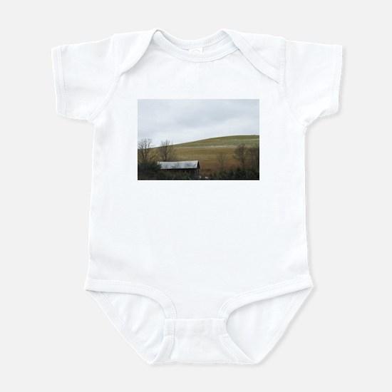 Gil Warzecha - Travel Infant Bodysuit