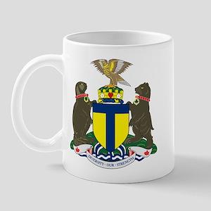Toronto Coat of Arms Mug