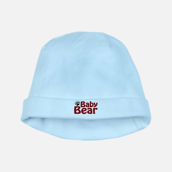 Baby Bear Claw baby hat
