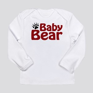 Baby Bear Claw Long Sleeve Infant T-Shirt