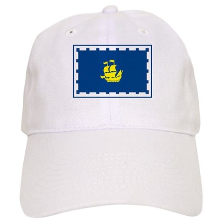 Quebec City Flag Cap
