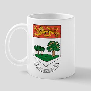 Prince Edward Island Coat of  Mug