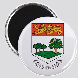 "Prince Edward Island Coat of 2.25"" Magnet (10 pac"