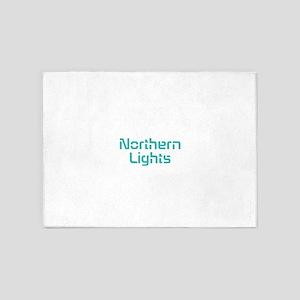 Northern Lights 5'x7'Area Rug